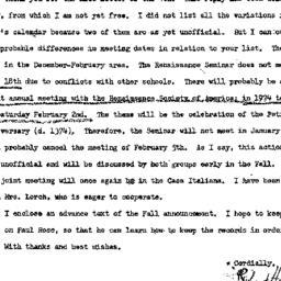 Correspondence, 1974-06-14....