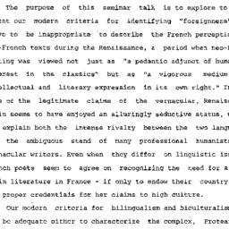 Background paper, 1988-12-0...