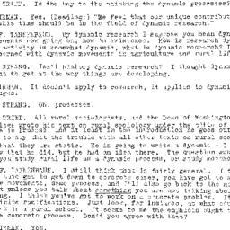 Minutes, 1945-11-15. Rural ...