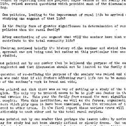 Minutes, 1948-02-26. Rural ...