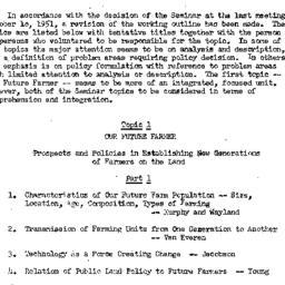 Minutes, 1951-10-17. Rural ...