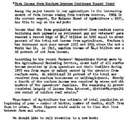 Minutes, 1957-11-13. Rural ...