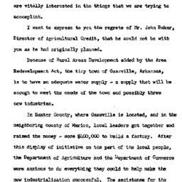 Speaker's paper, 1961-09-28...
