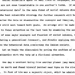 Speaker's paper, 1961-02-16...