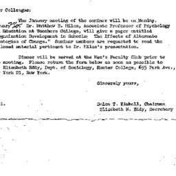 Correspondence, 1964-01-08....