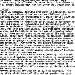 Minutes, 1973-11-14. Conten...