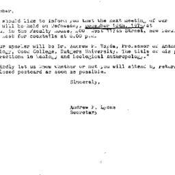 Correspondence, 1975-11-25....