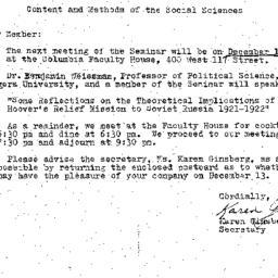 Correspondence, 1978-11-20....