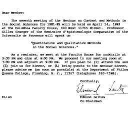 Correspondence, 1982-03-17....
