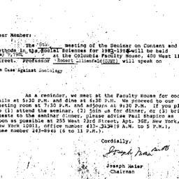 Correspondence, 1984-03-17....