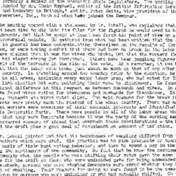 Minutes, 1953-12-28. Labor,...