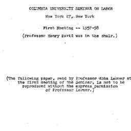 Background paper, 1957-11-2...