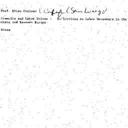 Announcements, 1980-12-09. ...