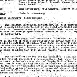 Minutes, 1958-04-08. Develo...