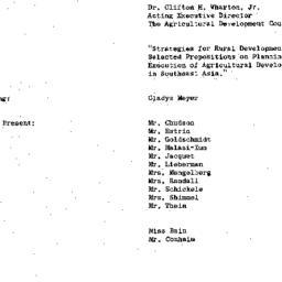 Minutes, 1966-12-13. Develo...