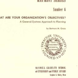 Related publication, 1966-1...