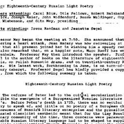 Minutes, 1987-04-16. Eighte...