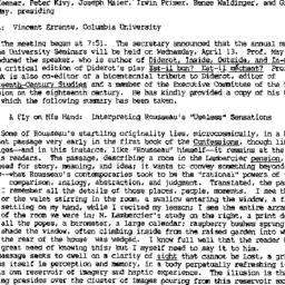 Minutes, 1988-03-17. Eighte...