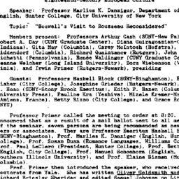 Minutes, 1991-05-09. Eighte...