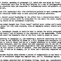Minutes, 1957-05-10. Higher...