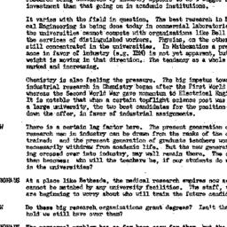Minutes, 1958-01-13. Higher...