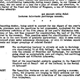 Minutes, 1958-05-05. Higher...