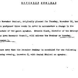Correspondence, 1970-12-01....