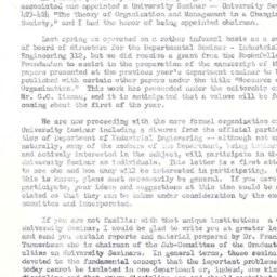 Correspondence, 1952-08-15....