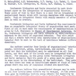 Minutes, 1953-01-19. Organi...