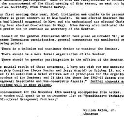 Correspondence, 1967-11-13....