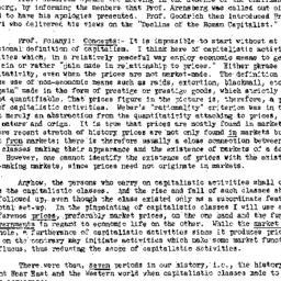 Minutes, 1955-03-10. Social...
