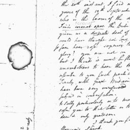 Document, 1783 November 24
