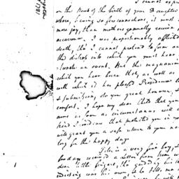 Document, 1781 January 14
