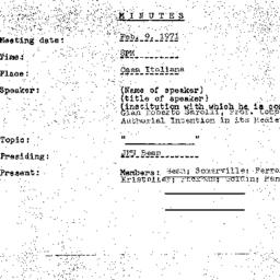 Background paper, 1971-02-0...
