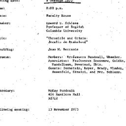 Background paper, 1973-10-0...