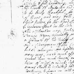 Document, 1783 October 29