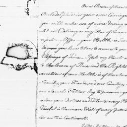 Document, 1795 June 12