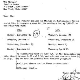 Correspondence, 1981-05-02....