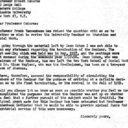 Correspondence, 1959-01-16....