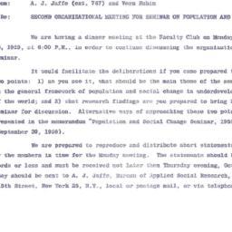 Correspondence, 1959-10-19....