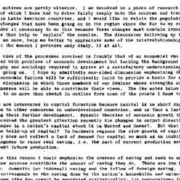 Speaker's paper, 1963-01-14...