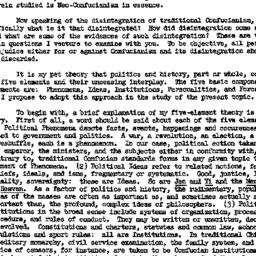 Speaker's paper, 1963-05-01...
