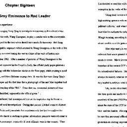 Speaker's paper, 1997-02-13...