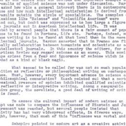 Minutes, 1958-02-17. Scienc...