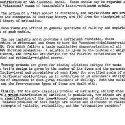 Announcements, 1959-03-04. ...