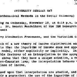 Announcements, 1959-11-18. ...