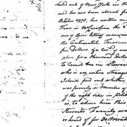 Document, 1778 April 14