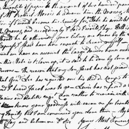 Document, 1777 March 11