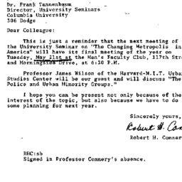 Correspondence, 1968-05-10....