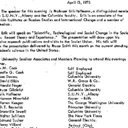Background paper, 1978-04-1...